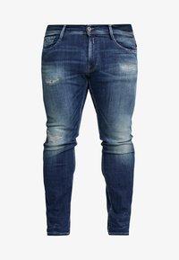 Replay Plus - MG914 - Slim fit jeans - blue denim - 4