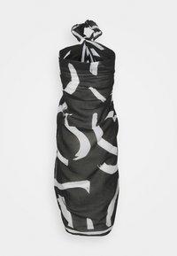 Seafolly - NEW WAVE PAREO - Beach accessory - black - 4