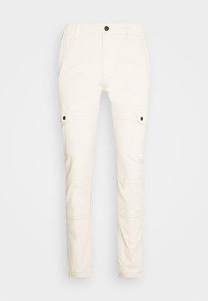 SOLYTE - Pantalones cargo - light beige
