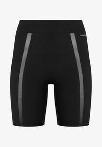 Calvin Klein Underwear - SHORT - Pyjamabroek - black - 4