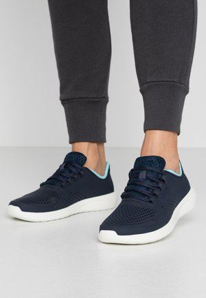 Trainers - navy/ice blue