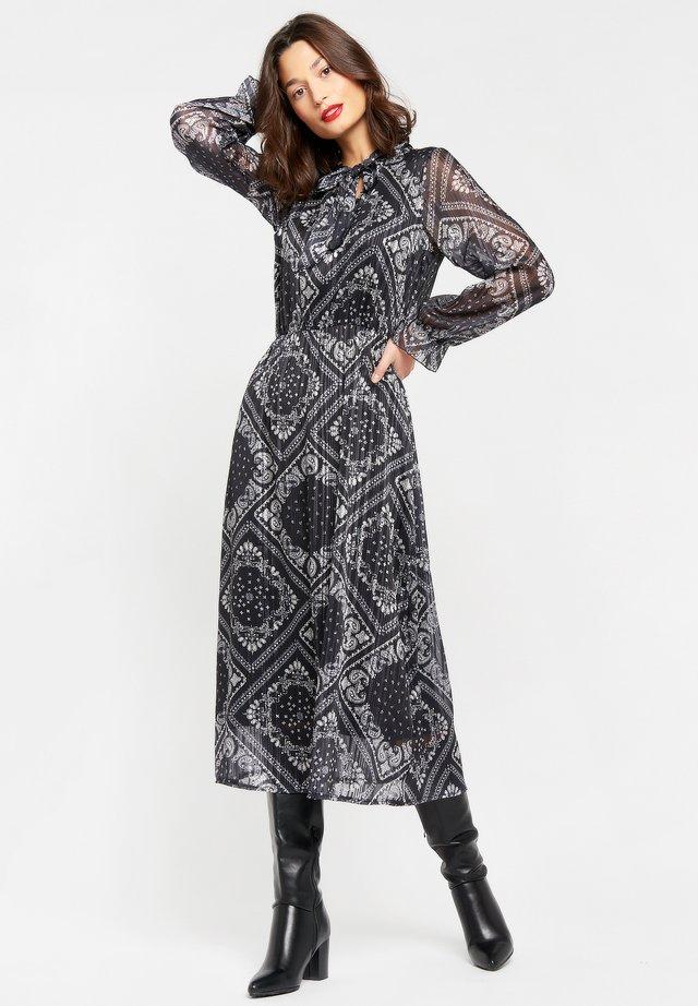 WITH  - Korte jurk - black