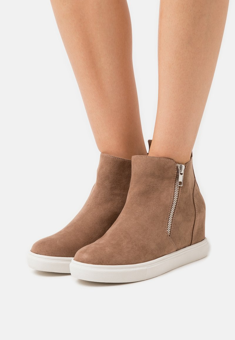 Madden Girl - PIPERR - High-top trainers - taupe