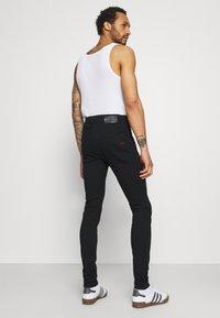 Diesel - AMNY - Jeans Skinny Fit - black - 2