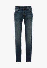 BOSS - MAINE - Slim fit jeans - dark blue - 4