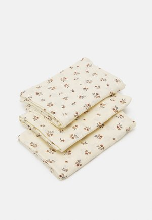 CLOTH 3 PACK UNISEX - Mullwindel - offwhite