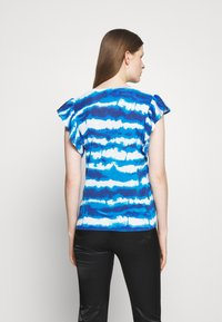 Love Moschino - Print T-shirt - light blue - 2