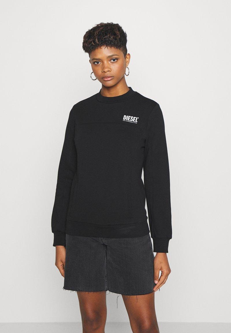 Diesel - VICTORIAL - Sweatshirt - black