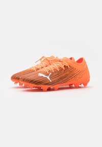Puma - ULTRA 3.1 FG/AG - Fußballschuh Nocken - shocking orange/black - 1