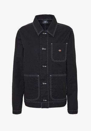 TOCCOA - Veste en jean - black