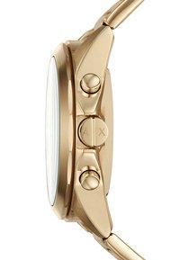 Armani Exchange Connected - Smartwatch - gebürstet/glänzend/goldfarben - 3