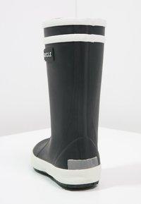 Aigle - LOLLY POP - Stivali di gomma - marine/blanc - 3