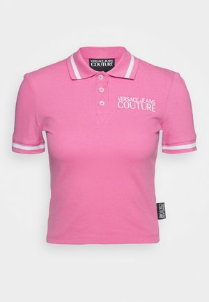 Polo shirt - rose wild orchid