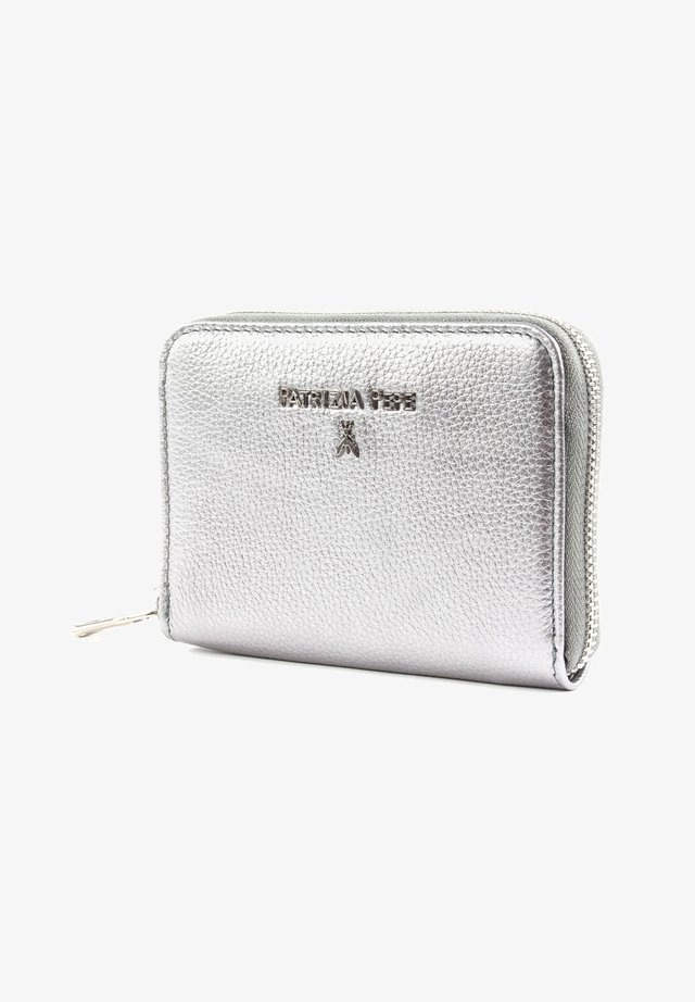PEPE BASIC GRAIN  - Wallet - winter silver