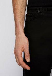 BOSS - MAINE - Slim fit -farkut - black - 3