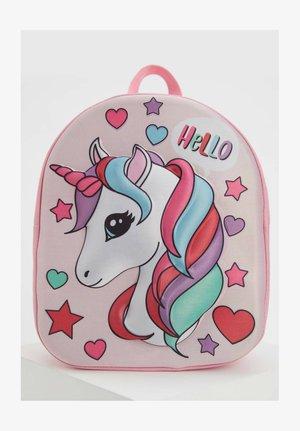 SCHOOL - School bag - pink