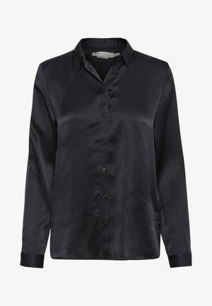 LEONORE  - Button-down blouse - black