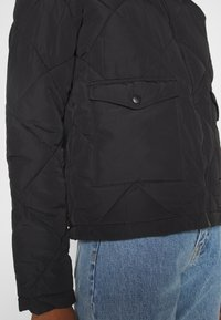 Noisy May Tall - NMFALCON JACKET TALL - Korte jassen - black - 5