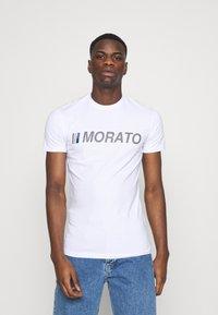 Antony Morato - Print T-shirt - bianco - 0