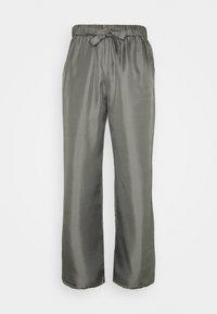 Filippa K - NEA TROUSER - Trousers - green grey - 0