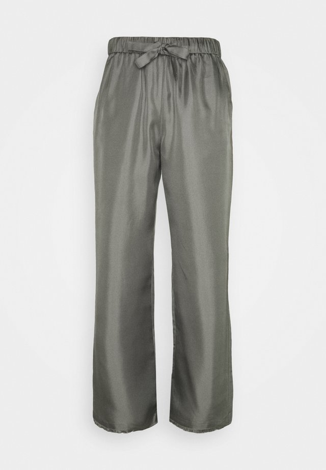 NEA TROUSER - Kalhoty - green grey