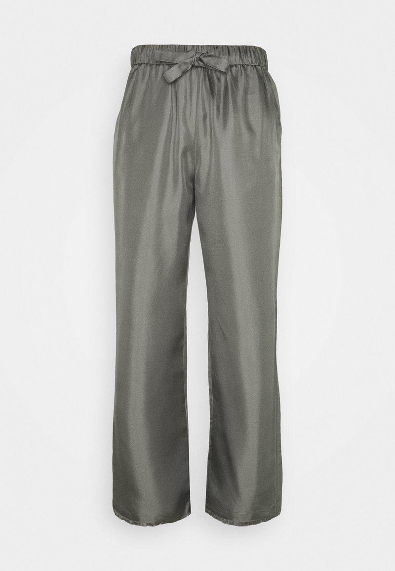 Filippa K - NEA TROUSER - Trousers - green grey