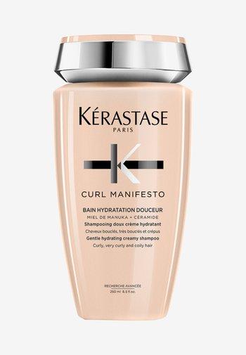 CURL MANIFESTO BAIN HYDRATATION DOUCEUR - Haarpflege - -