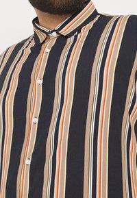 Johnny Bigg - ZACHARY STRIPE - Shirt - lemon - 4