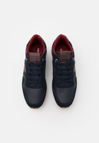 Jack & Jones - JFWSTELLAR CASUAL - Sneakers - navy blazer - 3
