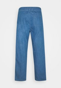 Afends - COUCH SURFER PANT - Kalhoty - washed indigo - 1