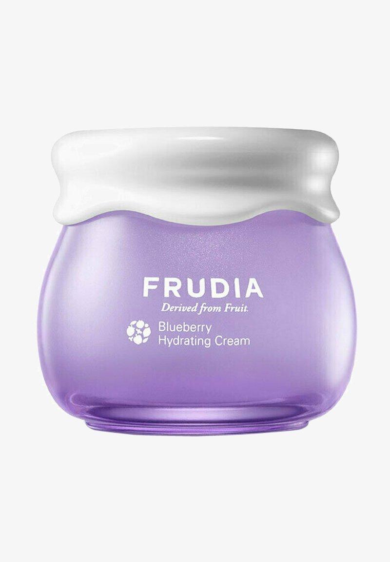 FRUDIA - BLUEBERRY HYDRATING CREAM - FEUCHTIGKEITSSPENDENDE HEIDELBEER-CR - Face cream - -