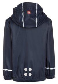 LEGO Wear - JONATHAN - Waterproof jacket - dark navy - 1