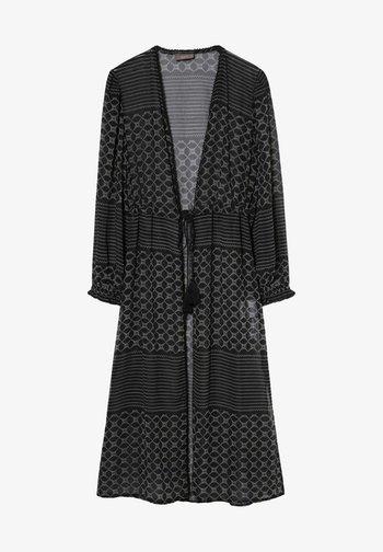 kimono Paréo - Day dress - black