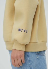 PULL&BEAR - Sweatshirt - yellow - 4