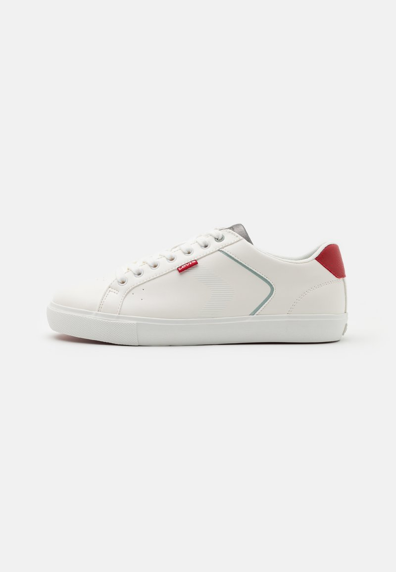 Levi's® - WOODWARD - Sneaker low - regular white