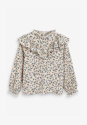 FRILL - Bluse - white