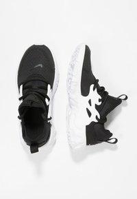 Nike Sportswear - REACT PRESTO - Baskets basses - black/white - 0