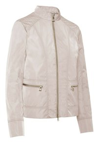 Geox - Faux leather jacket - rose dust - 1