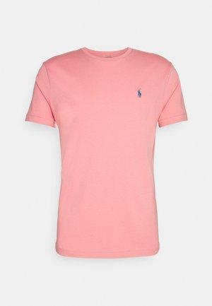 CUSTOM SLIM FIT CREWNECK - T-shirt - bas - desert rose