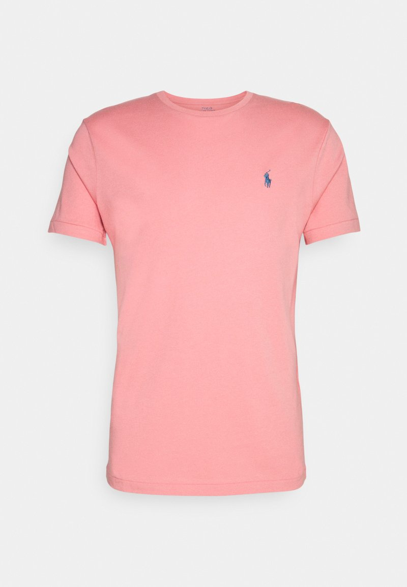 Polo Ralph Lauren - CUSTOM SLIM FIT CREWNECK - Basic T-shirt - desert rose