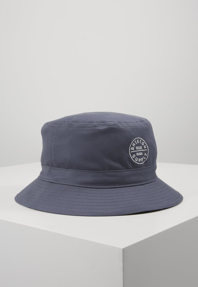OATH BUCKET - Hattu - slate blue