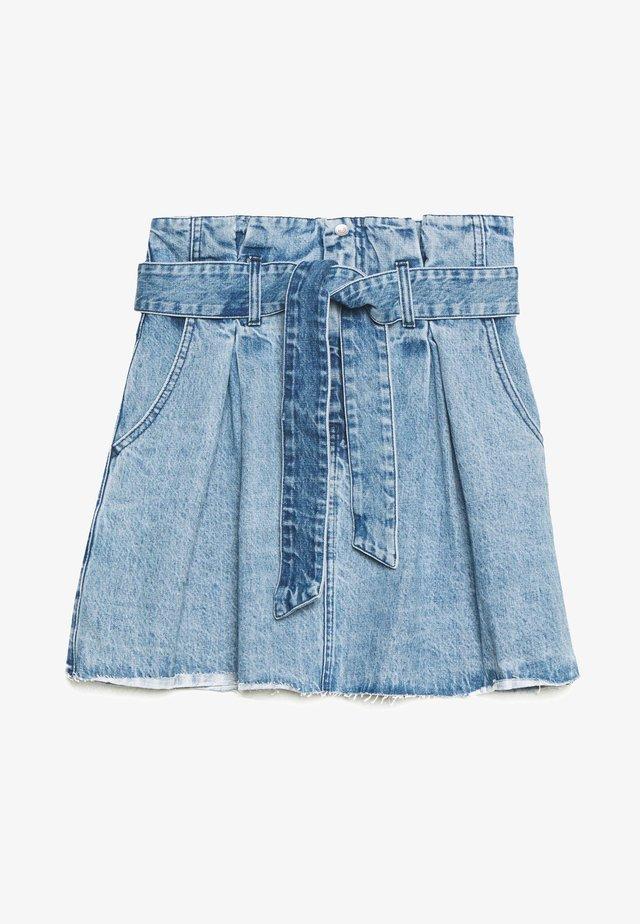 SKIRTS - A-line skirt - light blue