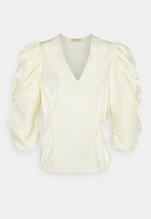 Bluzka z długim rękawem - sweet yellow