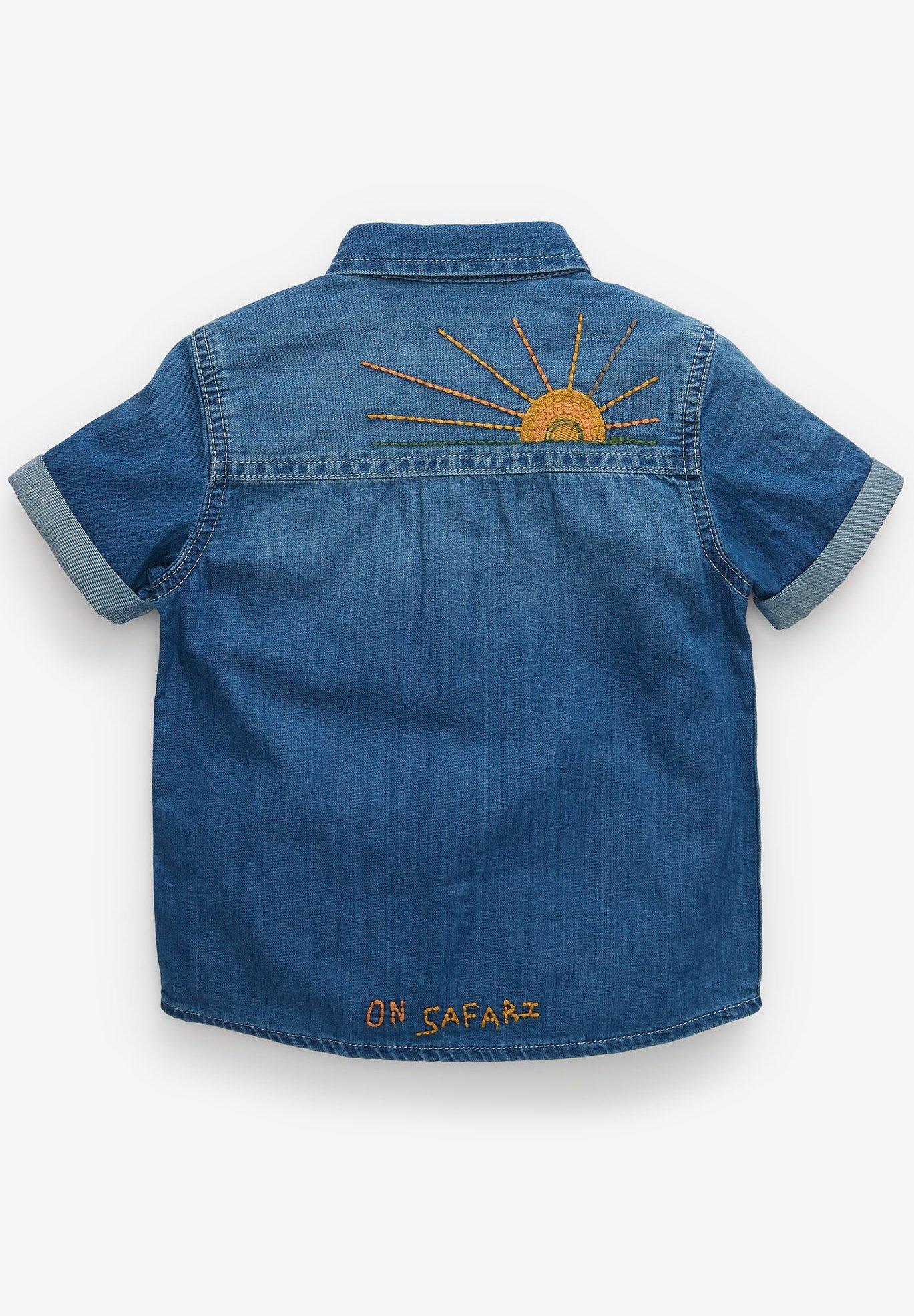 Kinder Hemdbluse