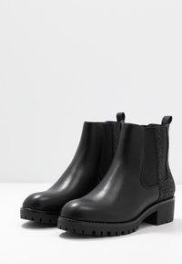 Anna Field - Kotníkové boty - black - 4