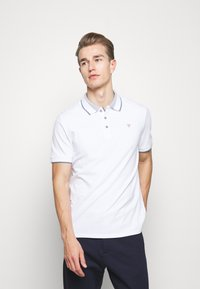 Guess - HORATIO  - Polo shirt - blanc pur - 0