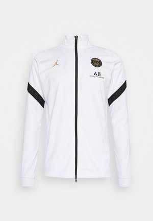 PARIS ST GERMAIN - Club wear - white/black/truly gold
