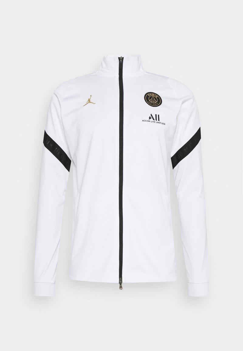 Nike Performance - PARIS ST GERMAIN - Klubbkläder - white/black/truly gold