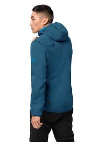 Jack Wolfskin - NORTHERN POINT - Soft shell jacket - dark cobalt - 1