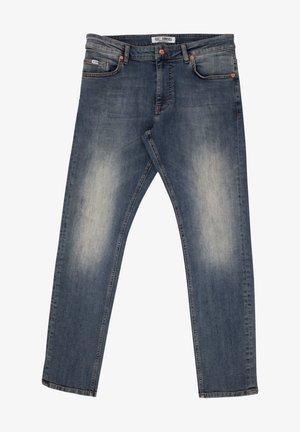 JEFF  - Straight leg jeans - blue